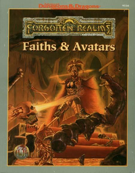 Balthazar's Bloviations: 5e Forgotten Realms Clerics: Auril