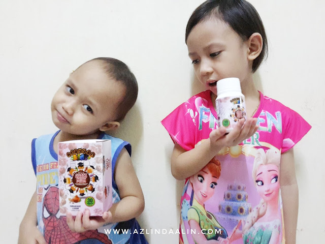 ARAYYAN KIDS SUPPLEMENT SUSU KAMBING DAN KIDDY KIT EDU PLAY SET BANTU KUATKAN OTAK DAN MINDA ANAK