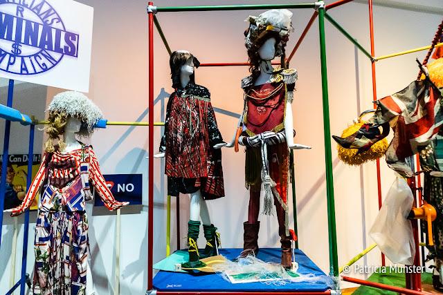 Vivienne Westwood - Femmes Fatales in Gemeentemuseum Den Haag
