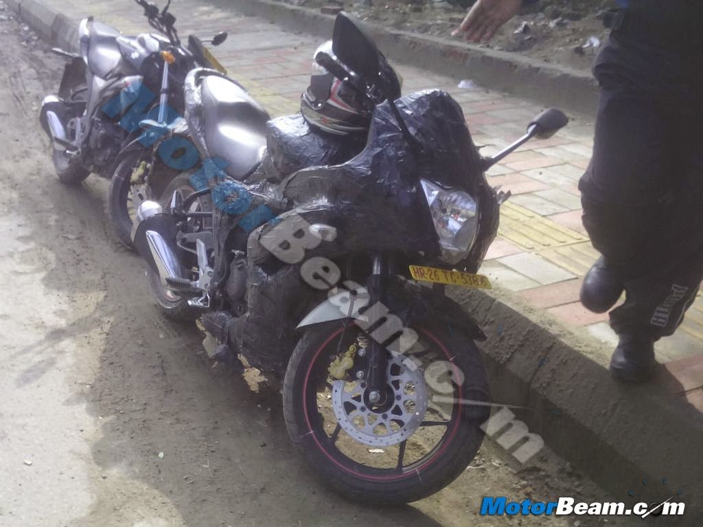 Inikah Gixxer Full Faired
