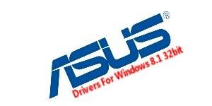 Download Asus X401U  Drivers For Windows 8.1 32bit