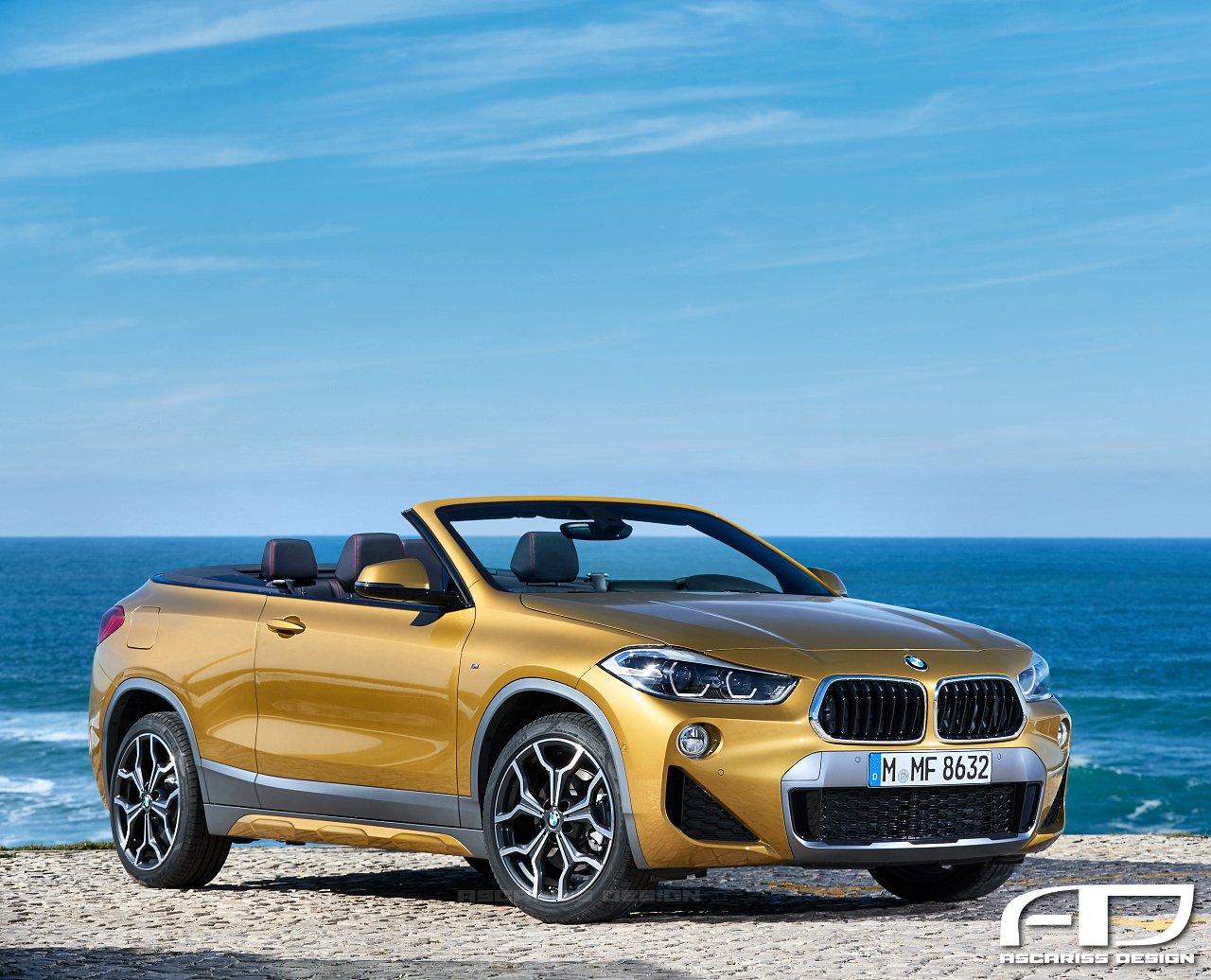 BMW X2 Convertible