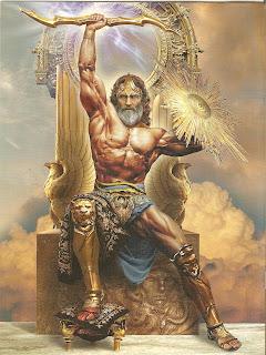 Μυθολογία-Οι Θεοί της Βροχής