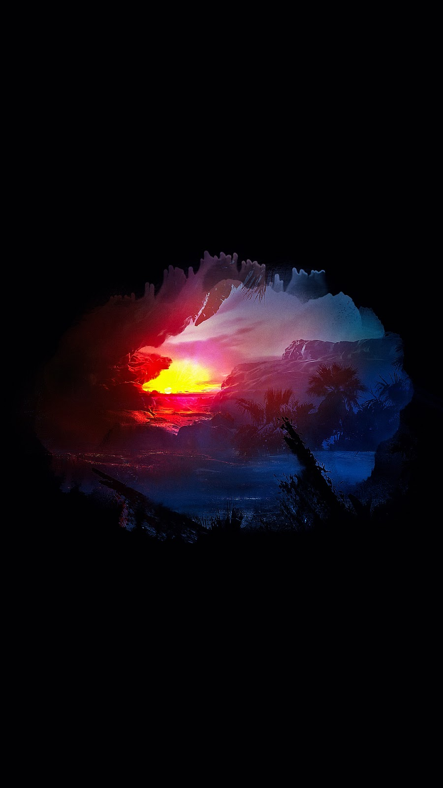 Sunset (for Amoled display)