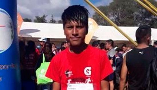 Isaías Choque de Villazón ganó en 4 km en Maratón de Jujuy