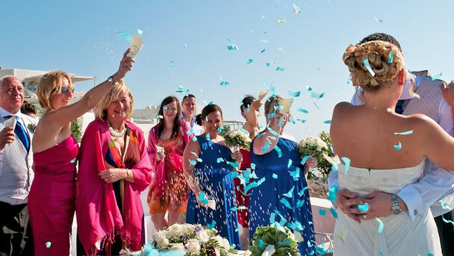 casamento na Grécia