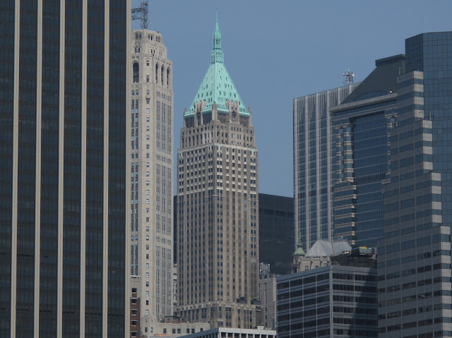 New picture of the Bank of Manhattan Trust Building, New York City