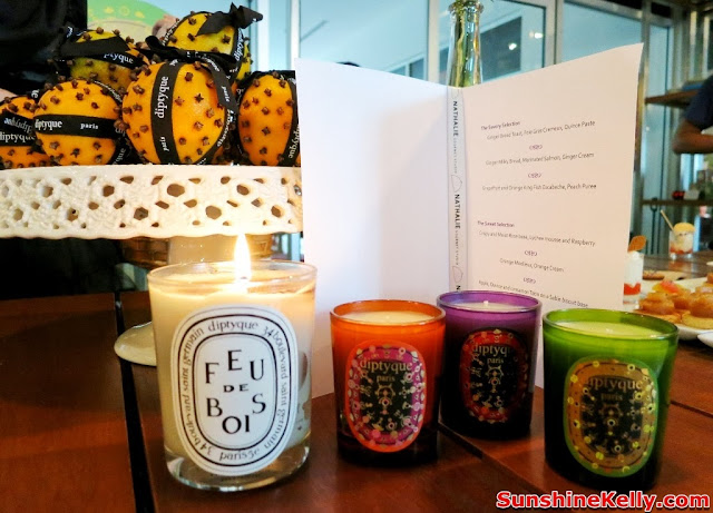Diptyque Holiday Collection, scented candle, diptyque