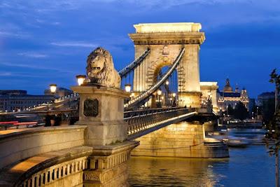 Jesus Augusto Sarcos Romero: Budapest, dos hermosas ciudades en una sola