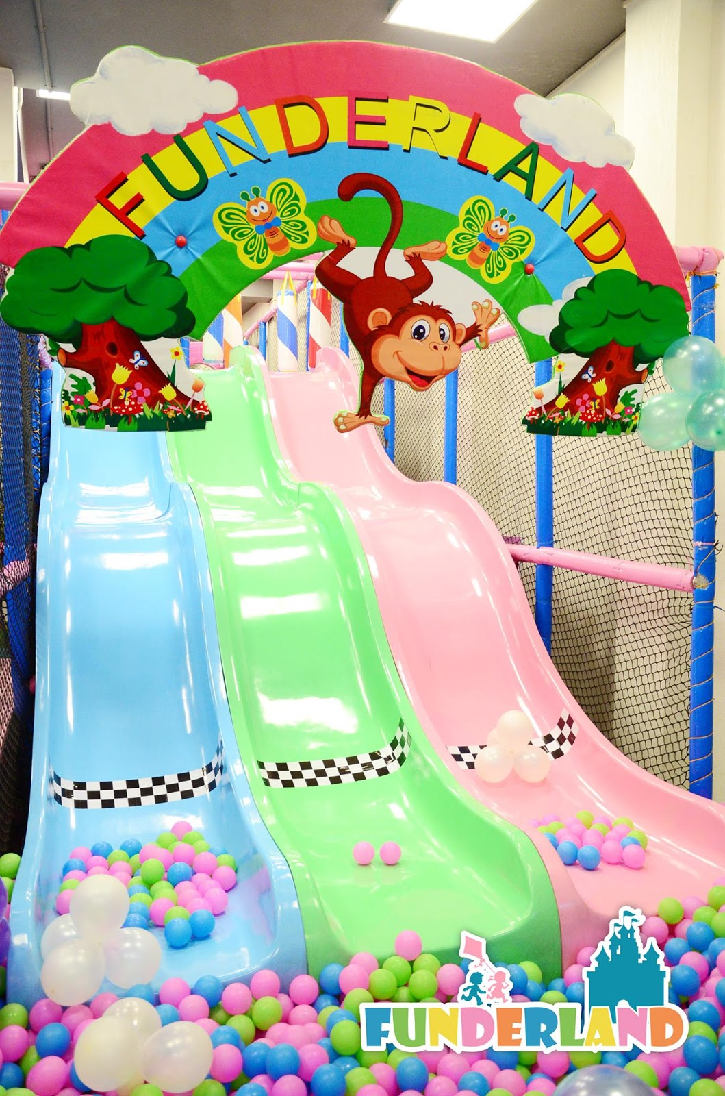places for kids birthday parties delhi funderland india kids