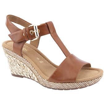 Gabor Karen Wedge Heeled Sandals