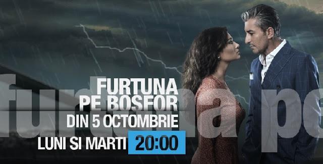 Furtuna pe Bosfor Online