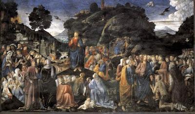 The Sermon on the Mount,