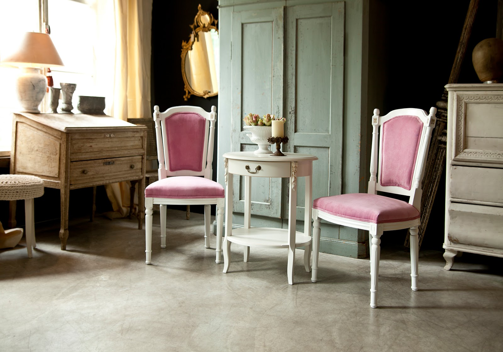 Country francese - Shabby Chic Interiors