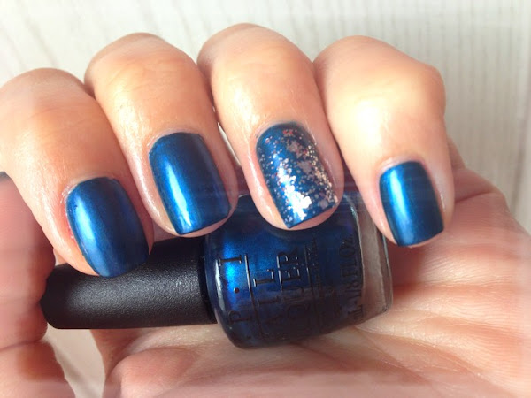 OPI - UNFOR-GRETA-BLY BLUE