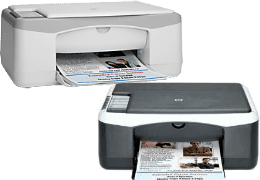Image HP Deskjet F2180 Printer Driver