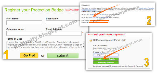 Apa itu DMCA dan kegunannya?