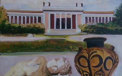 Αντλώντας έμπνευση από το Εθνικό Αρχαιολογικό Μουσείο
