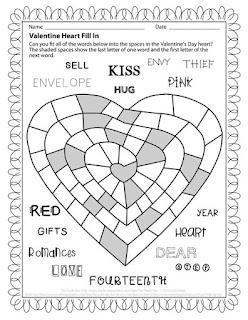 The Puzzle Den - Valentine's Heart - Harder Version