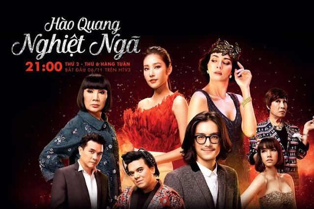 Phim Hào Quang Nghiệt Ngã-HTV3 Tập 28-29 Cuối