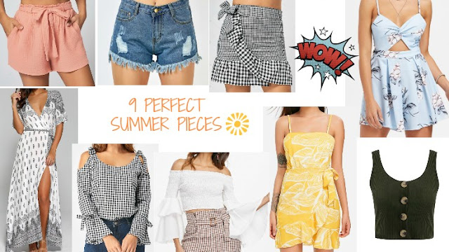 9 PERFECT PIECES FOR SUMMER Falling for A