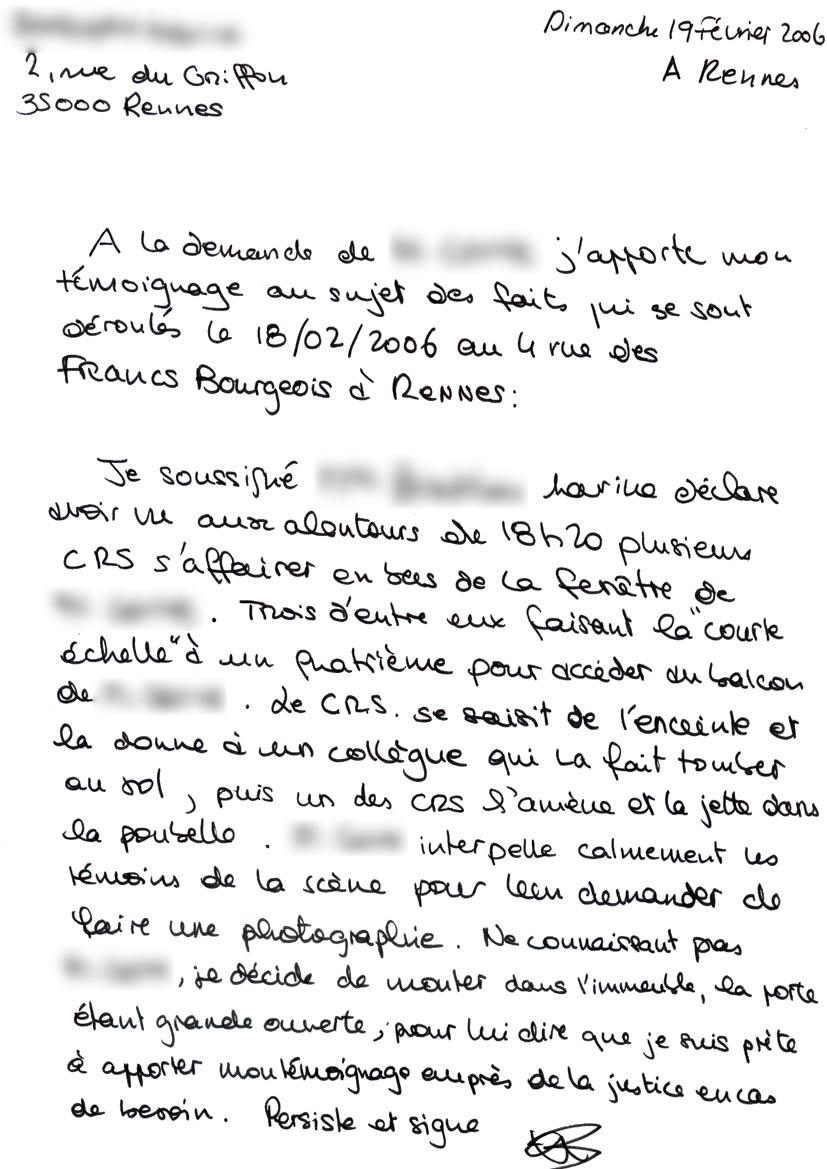 Une petite histoire de la place saint germain de rennes - Porter plainte pour violation de domicile ...