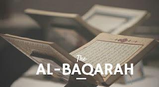 Surat Al Baqarah Lengkap Text Arab Al Qur'an dan Terjemahannya