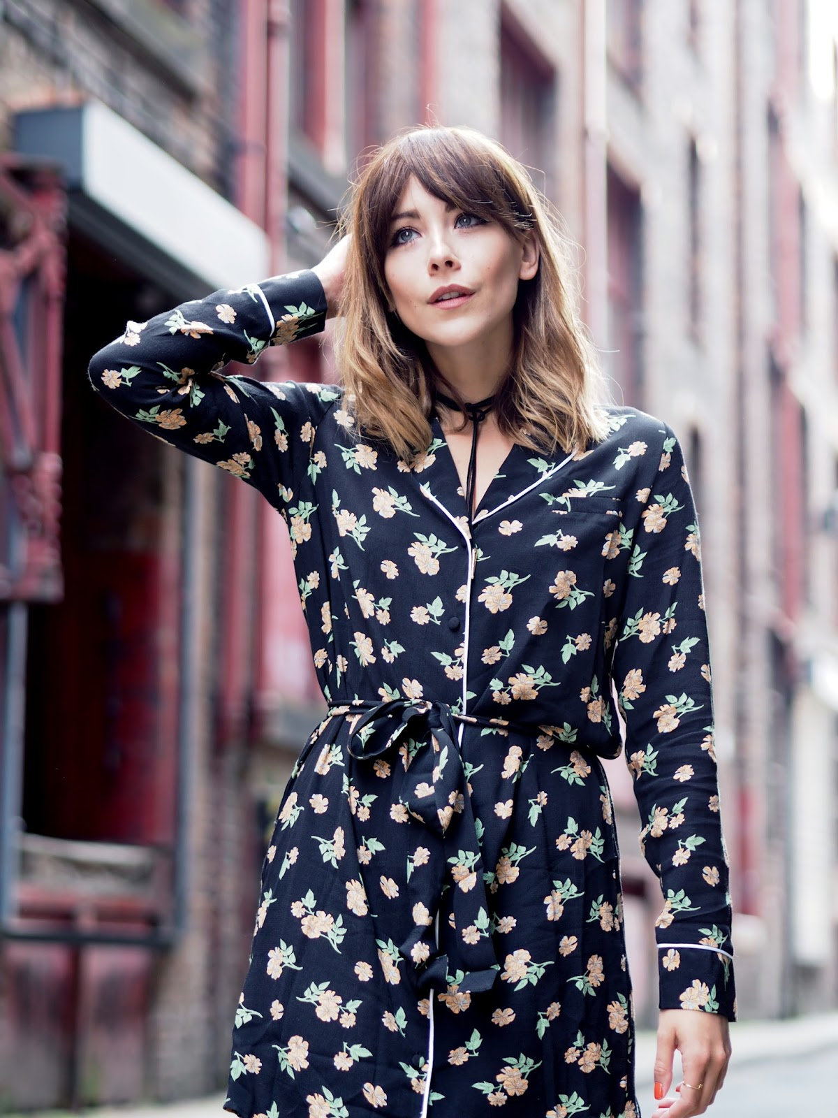 How to nail the pyjama trend