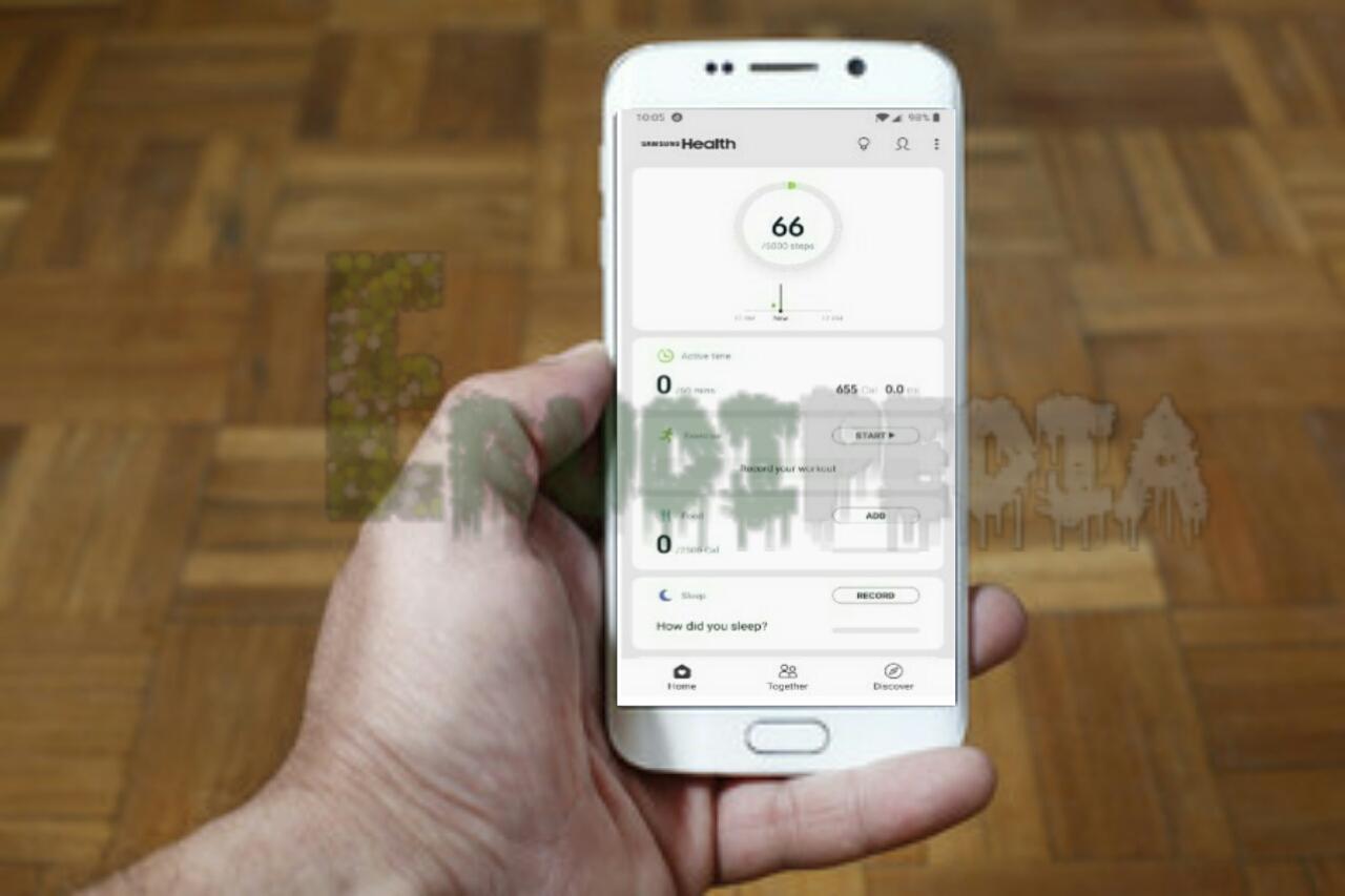Samsung health v6.0 update