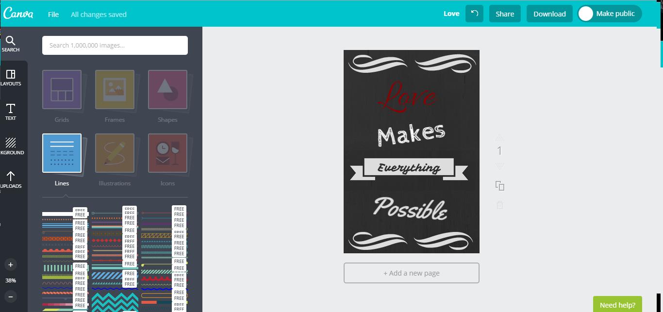 Jak zrobić typografię?