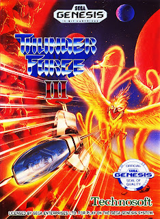 Thunder Force III (BR) [ SMD ]