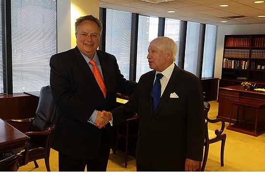 Greek FM Kotzias to meet UN Envoy Nimetz in Brussels