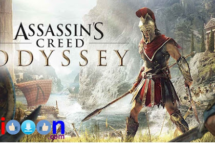 How to Download Install and Play Games PC Assassins Creed Odyssey Full Version