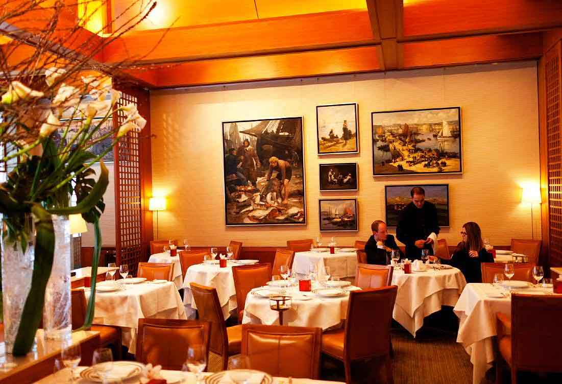 Le Bernardin Restaurant Best Restaurants In Nyc Italian New York City