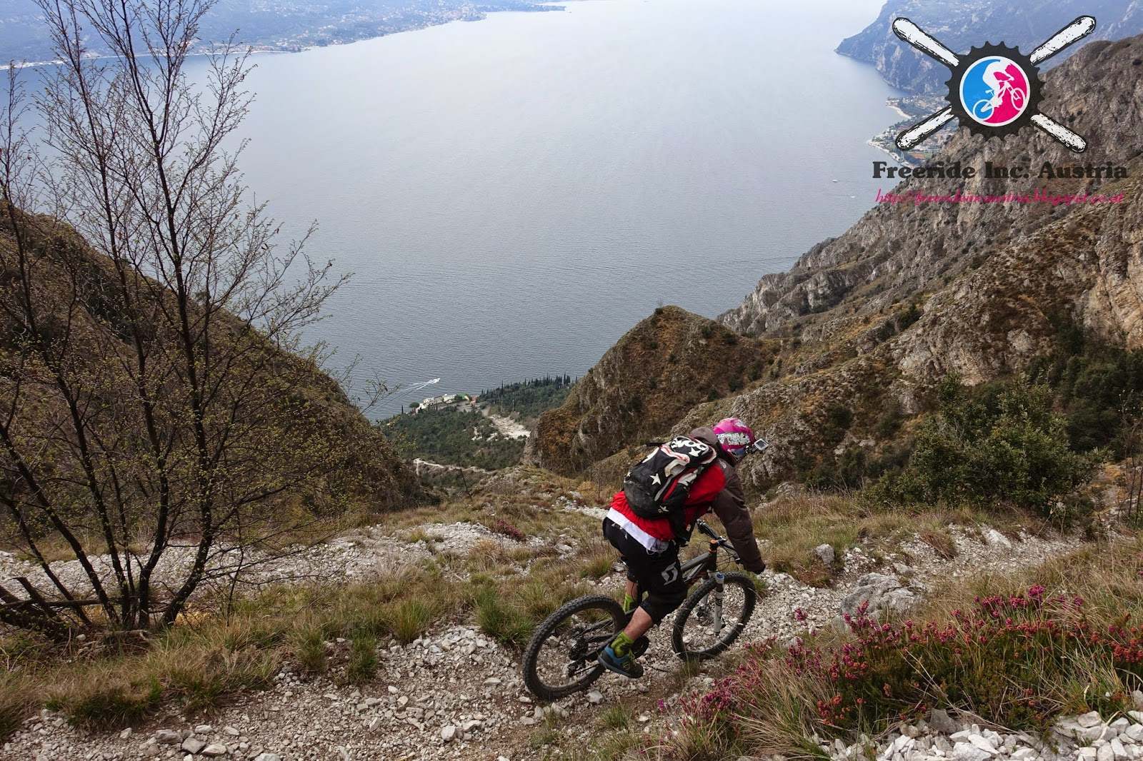Trails extreme Gardasee