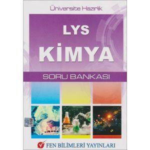 Fen Bilimleri LYS Kimya Soru Bankası (2017)