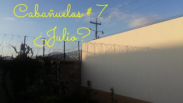 CABAÑUELAS ENERO 7