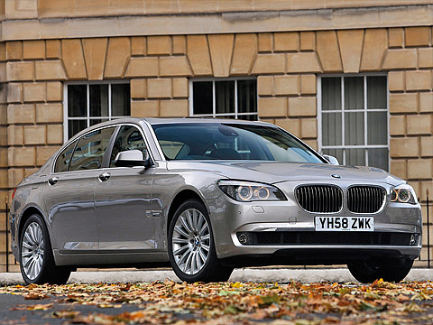 Car Photos Specs Dealers Auto Accident Lawyers Insurance 2009 Bmw 7 Series Uk Version Gambar Mobil Bmw