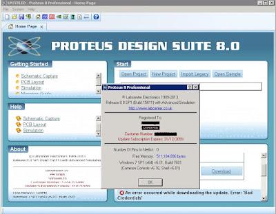 proteus 8.7 + crack