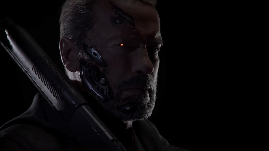 T 800 Terminator Mortal Kombat 11 4k Wallpaper 3667