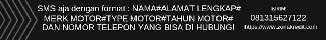 Pinjaman uang tunai dengan jaminan BPKB Motor mulai dari tahun 2009 ke atas dengan merk motor seperti Honda, Yamaha, Kawasaki, dan Suzuki. Untuk jenis motor dengan merk Vespa bisa di proses mulai dari tahun 2014 ke atas.  Proses cepat, syarat ringan, bpkb aman, pinjaman tanpa potongan, perusahaan pembiayaan kredit resmi dan terpercaya serta berpengalaman sejak tahun 1982, perusahaan terdaftar dan di awasi oleh Otoritas Jasa Keuangan Republik Indonesia.  Jangkauan cover area pemasaran adalah seluruh wilayah di Indonesia, kecuali daerah Aceh, Cianjur, dan Madura.