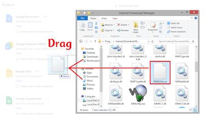 Cara Memasang Add-on/Ekstensi IDM ke Google Chrome 11