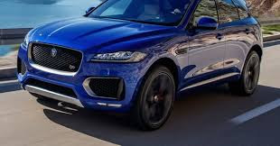 Latest Jaguar F-Pace