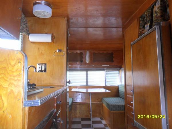Completely Renovated Shasta Deluxe Trailer Rv Amp Camper