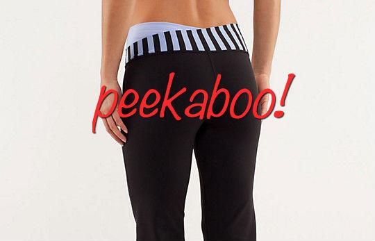 Yoga Flava: Sheer, See Through Yoga Pants Recalled By