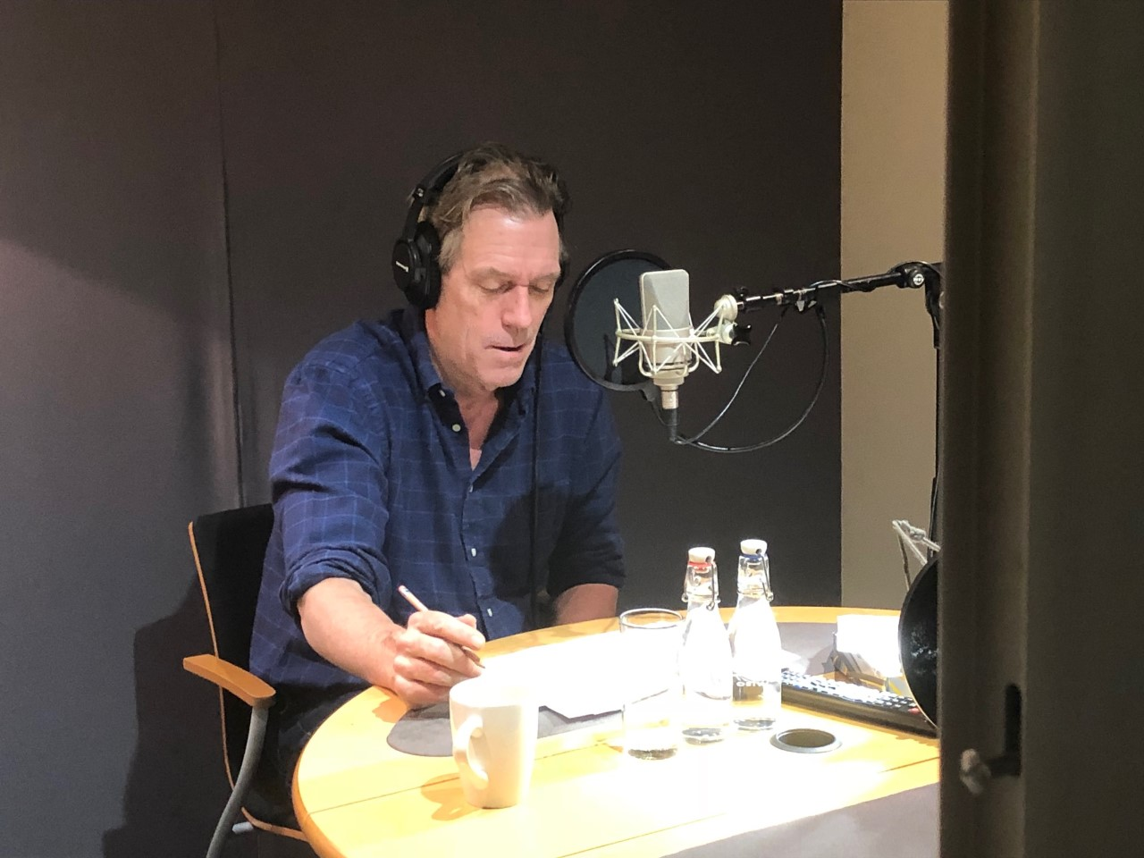 Aardman and Hugh Laurie Helps Fight the World's Oldest Disease on