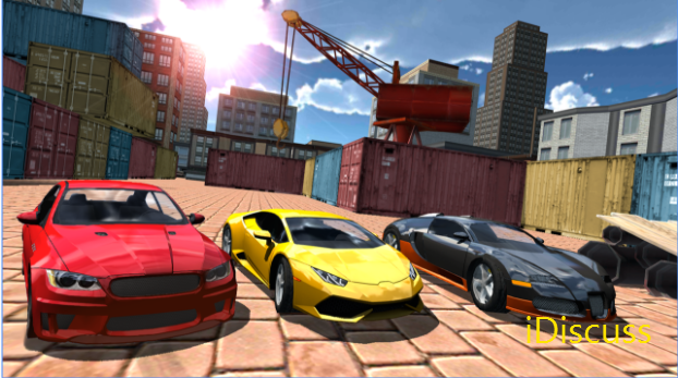 Multiplayer Driving Simulator Mod Apk