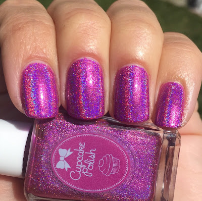 Cupcake Polish Butterfly Collection, Time To Fly