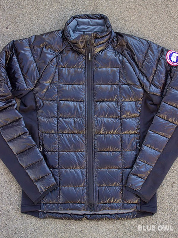Canada Goose' Men's Hybridge Lite Jacket - Black - Size L