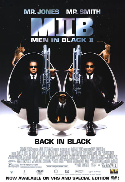 Men in Black II (2002) - Stream and Watch Online | Moviefone